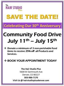Food Drive 2017